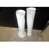 China PTFE coated needle felt dust filter bag for air filtration equipment wholesale