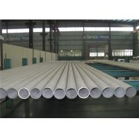 China Galvanized Seamless Steel Pipe Tube API 5L X52 Standard Impact Resistance wholesale