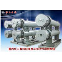 China Fluid Type Crude Oil Heater High Efficiency With Safe And Reliable Structure wholesale