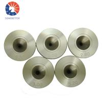 China High quality small size tungsten carbide yg6 yg8 wire drawing die wholesale