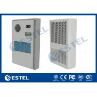 China Door Mounted 1000W Cooling Capacity Outdoor Cabinet Air Conditioner 220VAC 50Hz wholesale