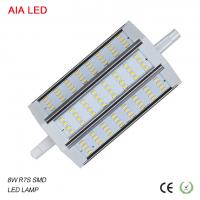 China Dimmable 8W 3014 SMD LED R7S LED Lamp/ LED bulb for IP65 waterproof led flood light wholesale