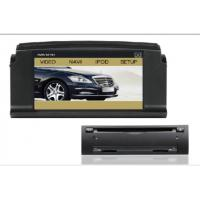 Buy cheap German OSD Languages Mercedes Benz Comand DVD W204 digital touch screen radio from wholesalers