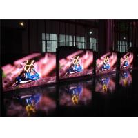 China SMD2121 P4 Exhibition Stadium led screen wall High Resolution Energy saving wholesale