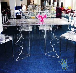 China lucent acrylic furniture wholesale