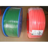 China Industrial 9mm Polyurethane Round Belt Orange or Green for food grade Processing wholesale
