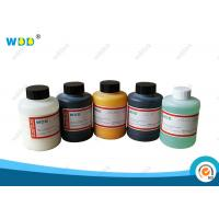 China Yellow Industrial Marking Ink / Linx Coding Ink for PVC Piping Environmental wholesale