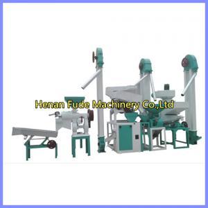 China quinoa shelling machine, quinoa processing equipment wholesale