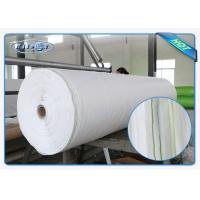 China Super Joint with Maximum Width 45m PP Spunbond Landscape Fabric for Frost Protection wholesale