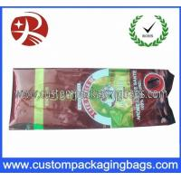 China PET / AL / PE 1000g Side Gusset Coffee Bag Packaging with Valve wholesale