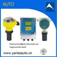 China ultrasonic water tank level meter and level indicator Made In China wholesale