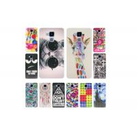 China Soft Silicone TPU With UV Protective Phone Cases For Huawei GT3 / Honor 7 Lite wholesale