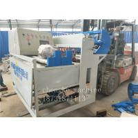 China Low Carbon Hot Dipped Galvanized Wire Mesh Fence Machine Automatic For Anti Climb Fence wholesale