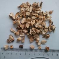 China Agro-products Export 3*3mm,5*5mm,8*8mm Brown Grade AA AD Mushroom Granule/Slice/Powder/Flake wholesale