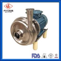 China Electric Sanitary Centrifugal Pump For  Fluid Transfer To Tank Equipment on sale