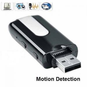China Hidden Camera | U8 HD Mini USB Disk Cmera DVR Motion Detect Camera Cam Hidden Camera wholesale