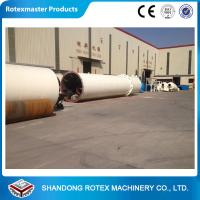 CE ISO Approved Rotary Drum Dryer Wood Chips Drying Machine ForWood Shavings