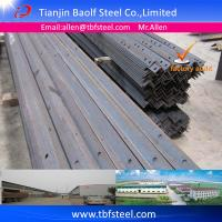 China ASTM A36 JIS3192 SS400 Q234 S235JR Hot Rolled  Steel Angle Bar Price on sale