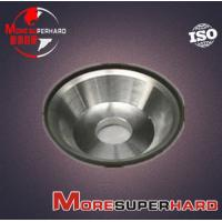 China 11V9 Diamond Grinding Wheel for Finishing of Back & Side Surface of Hard Alloys alan.wang@moresuperhard.com wholesale