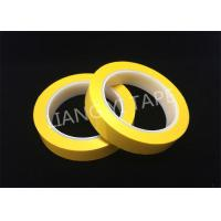 China PET film acrylic adhesive transformer insulation tape wholesale
