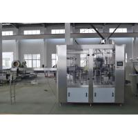China Professional Mineral Water Bottling Machine Washing Filling Capping Monobloc 3-in-1 wholesale