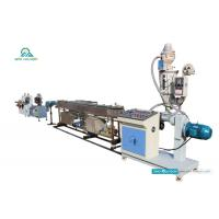 China PP PE PVC Small Pipe Making Machine| Plastic Drinking Straw Lollipop Pipe Pen Tube Making Machine on sale