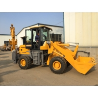 China 28km/H 85kw 6T Earth Excavation Machine With Backhoe wholesale