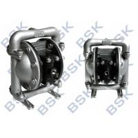 China Industrial Stainless Steel Teflon Diaphragm Pump / Membrane Pumps wholesale