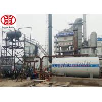 Gas Oil Fired Thermal Fluid Heater Horizontal Style Low Pressure 1.5 - 32 Ton Weight