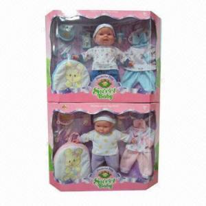 China Dolls, 55.0 x 45.0 x 12.3cm Box Size wholesale