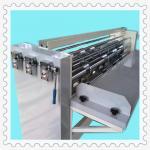 China top speed semi-automatic carton packaging slitting creasing machine wholesale