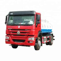 China Customized Color Water Tank Truck For Landscape Engineering / Mining Area wholesale