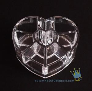 China clear jewelry organizer wholesale