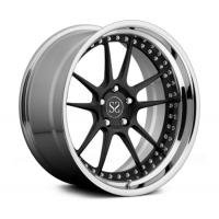 20inch Rims Polish Customized  2-PC Forged Alloy Rims For MERCEDES-BENZ / Rim 20 Forged Wheels
