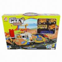 China Construction Parking Lot with 5 Pieces of Cars wholesale