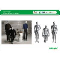 China Adjustable Dress Form Mannequins Full Body Muscles Male For Singer on sale