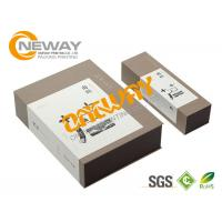 China Tea Printed Packaging Boxes Glossy Lamination / Luxury Packaging Boxes wholesale