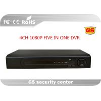 China Cloud AHD CCTV DVR 4 CH Security DVR Recorders 1080P Full HD wholesale