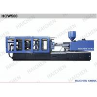 China Low Power Plastic Clamping System 500 Ton Injection Molding Machine wholesale