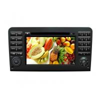 China Mercedes Benz GPS Navigation DVD Car Radio Player For ML350 With Bluetooth / PIP / DSP on sale