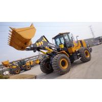 China XCMG ZL50GN Compact Wheel Loader 3m3 Bucket Size / 5 Ton Loader Machine wholesale