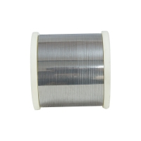 China Tankii Reliable Quality Fecral Wire Supplier 1cr13al4 Wire Under High Temperature used in Electrical furnace,resistor. wholesale