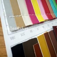 China 1mm Thick PU Synthetic Leather Wear Resistence Custom embossed PVC Leather Vinyl Fabric wholesale