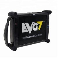 China EVG7 DL46 Car Diagnostic Tablet PC With 500GB HHD And 4GB DDR wholesale