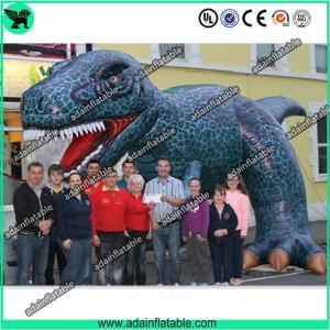 China Giant 5m Parade Animal Inflatable T-REX Dinosaur wholesale