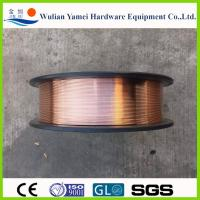 China Manufacturer price with free sample for co2 mig welding wire er70s-6 wholesale
