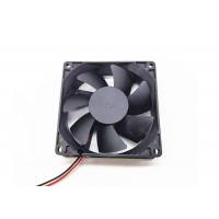 China Delta 24V Compact Cooling Fan 80*25mm With PWM Sensor wholesale