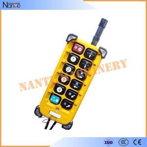 China Hand-Held Wireless Industrial Remote Controls , Telecrane F23 - A++ wholesale