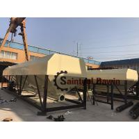 Buy cheap 2017 New Design 40 Ton Horizontal Cement Silo with Competitive Price from wholesalers