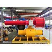 China Industrial Standards Air Operated Valve Actuators Quarter Turn Pneumatic Actuator on sale
